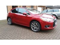 Citroen DS4 2.0 Hdi DStyle 160 bhp. TWO KEYS! 2 owners. Service history.