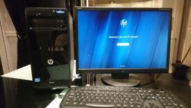 HP Pro 3500 - micro tower - Core i5 3470