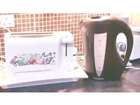This amazing Toaster and Kettle for an amazing £15 ONLY/ ONO