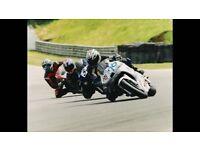 Yamaha r6 5eb race bike