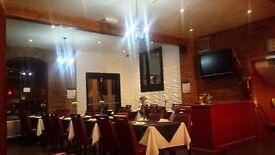 Established restaurant for sale
