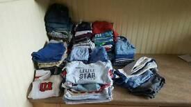 Boys clothes bundle 9-12mnths