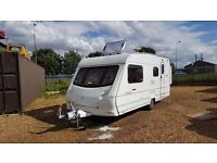 ACE JUBILEE GLOBETROTTER 4 BERTH WITH AWNING 2004
