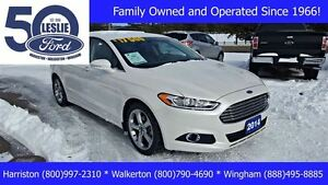 2014 Ford Fusion SE | Incl Winter Tires & Rims | One Owner