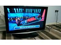 Samsung 32 inch screen hd lcd free view TV £ 65