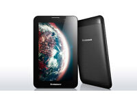 "Lenovo A3000 7"" Android Tablet - Black - 16GB"