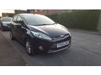 FORD FIESTA AUTOMATIC ,2 KEYS,HAD IT FOR 5 YEARS,FULL SERVICE HISTORY AND WELL MAINTAINED,1 PREVIOUS
