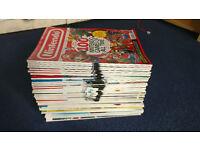 Official Nintendo Magazine. 42 Editions