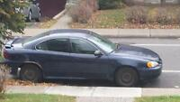 2003 Pontiac Grand AM ($800.00 Negotiable)