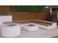 Proffessional Fences, Decking, Astro Turf, Patios and Garden Makeovers