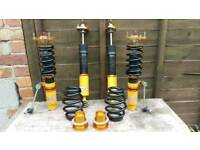 BMW E46 3 Series Coilover for Coupe Saloon Estate Touring Adjustable Suspension