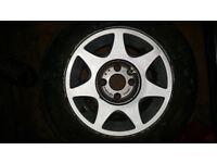 Ford Capri Special 13 inch alloys - set of 5