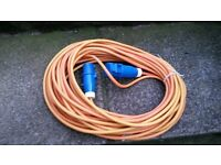 mains power lead 25 metre