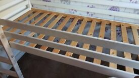 BUNK BED Single GOOD CONDITION WITH MATTRESS