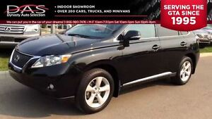 2011 Lexus RX 350 PREMIUM NAVIGATION/LEATHER/SUNROOF