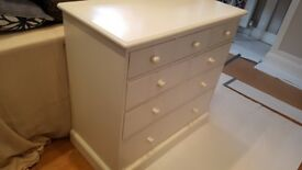 The White Company White Chest of Drawers