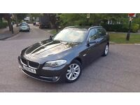 2011 BMW 520D F10 SE MANUAL. NEW ENGINE INSTALLED RECENTLY. Swap P/X