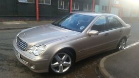 Mercedes c220 cdi, Low low miles and pristine example