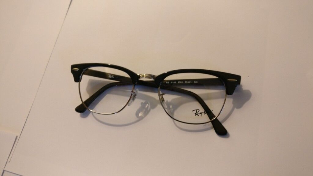 44539e90bb6 Brand New Ray-Ban Clubmaster Frames