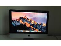 Apple iMac 21.5-inch Desktop (Intel Core i5 Quad-Core 2.5 GHz, 2X2 GB RAM, 500 G mid 2011