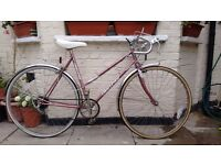 Vintage Challenge racer/road bike