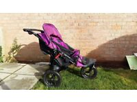 Out n'about double all terrain buggy