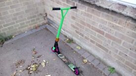 Mongoose stunt scooter for boys