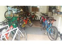 THE CHEAP BIKES STORE all bikes at car boot prices. ( 10 mins from university ) ladies/gents