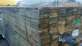 6x1 Sawn Timber (25mm x 150mm) 2.7mtr Lengths