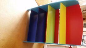 ELC childrens bookcase