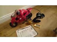 Radio controlled Ducati