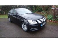 2014 Mercedes C200 CDI Executive SE 7G-Tronic Auto with Full service history