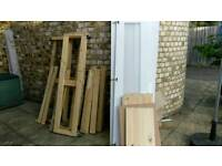 Free scrap wood in camberwell
