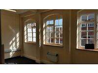 300sqft office space to let in Birmingham's Jewellery quarter
