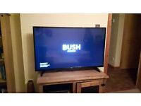 BUSH 50inch LED TV, Freeview HD