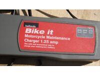 motor bike charger