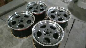 Mercedes brabus alloys