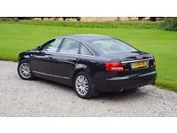 Audi A6 Fsi Quatro V6 (255bhp) 1 Owner! (Swap)