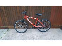 Mens mountain bike for sale.