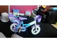 """Frozen bike 12""""inch"""