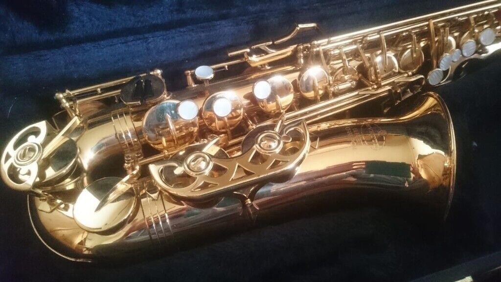 Awe Inspiring Alto Saxophone Evette Buffet Crampon In South Queensferry Edinburgh Gumtree Download Free Architecture Designs Scobabritishbridgeorg