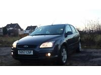 Ford focus 1.8 style 57 plate only 68000 miles