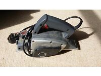 500W 16000rpm power planer - without collection bag. No offers please.
