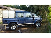 Land Rover Defender Double Cab TD5