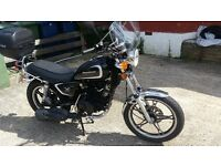 GREAT LITTLE 200CC HARTFORD MOTORCYCLE
