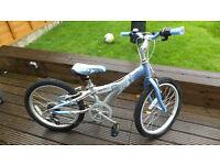 """Kids bike 16"""" wheels"""