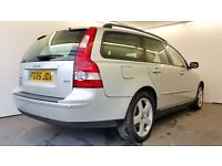 2005   Volvo V50 SE 2.0d   1 Year MOT   1 Owner from new   Leather   Cruise control