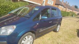 *quicksale* Vauxhall zafira b 7 seater needs towing
