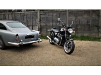 Triumph Bonneville SE - Low mileage