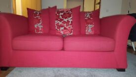3 and 2 seater Sofabed